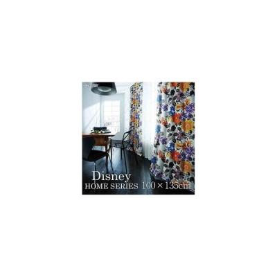 スミノエ ドレープカーテン ミッキー/プロフュージョン(100×135cm/ブラック)【日本製】