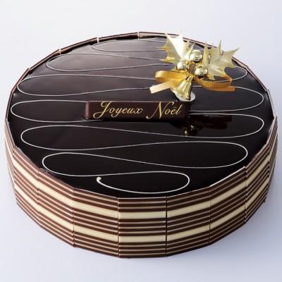 クリスマスケーキ ヴィタメール ショコラ サンバ 18cm