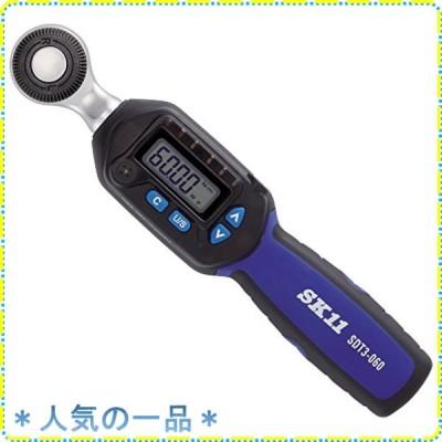 SK11 デジタルトルクレンチ 差込角 9.5mm 360N・m SDT3-060