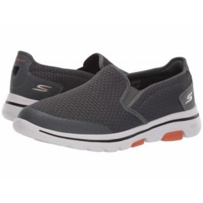 SKECHERS Performance スケッチャーズ メンズ 男性用 シューズ 靴 スニーカー 運動靴 Go Walk 5 Apprize Charcoal【送料無料】