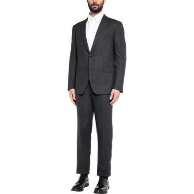 パルジレリ PAL ZILERI メンズ スーツ・ジャケット アウター Suit Steel grey