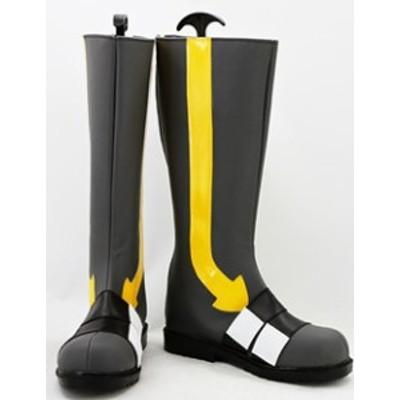 gargamel    コスプレ靴  カゲロウプロジェクト 九ノ瀬遥 コスプレブーツ オーダーサイズ製作可能m1817