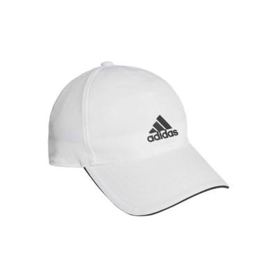 アディダス 帽子 メンズ アクセサリー AEROREADY BASEBALL CAP - Cap - white