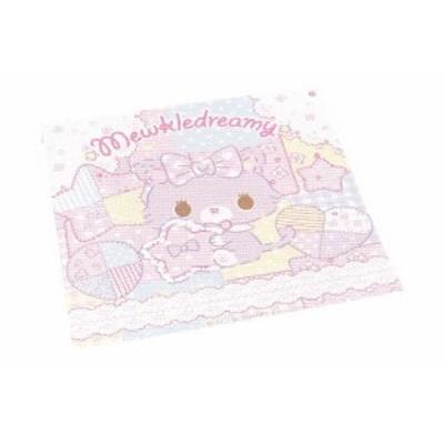 【サンリオ】ランチクロス【ミュークルドリーミー】【みゅー】【こねこ】【子猫】【キャラクター】【敷物】【ランチョンマット】【マット