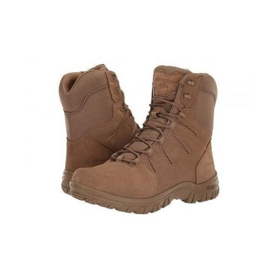 Bates Footwear ベイツ メンズ 男性用 シューズ 靴 ブーツ 安全靴 ワーカーブーツ Maneuver Hot Weather - Coyote