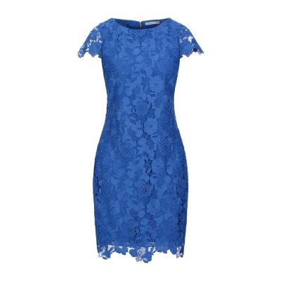 アリス・アンド・オリビア ALICE + OLIVIA ミニワンピース&ドレス ブライトブルー 8 ポリエステル 100% ミニワンピース&ドレス
