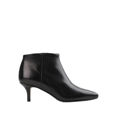 L'ARIANNA ショートブーツ ファッション  レディースファッション  レディースシューズ  ブーツ  その他ブーツ ブラック