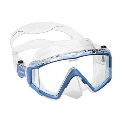 Cressi Liberty Triside SPE Clear/Sapphire