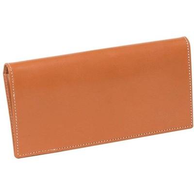 [ブリティッシュグリーン] 長財布 ブライドルレザー使用 財布 メンズ (ブラウン)