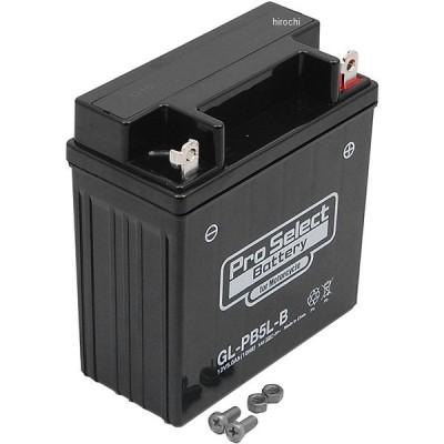 【メーカー在庫あり】 PSB121 プロセレクト PROSELECT バイク用 バッテリー ジェルタイプ GL-PB5L-B YB5L-B互換 (液入り充電済み) JP店