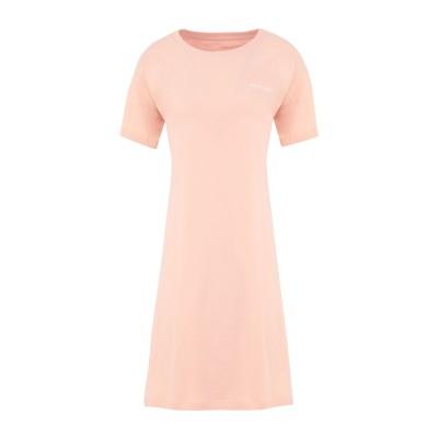 コロンビア COLUMBIA ミニワンピース&ドレス ライトピンク XS コットン 100% ミニワンピース&ドレス