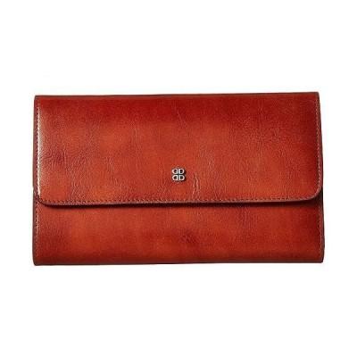 Bosca ボスカ レディース 女性用 バッグ 鞄 ハンドバッグ クラッチ Old Leather Checkbook Clutch - Amber