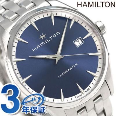 ハミルトン ジャズマスター クオーツ 40MM メンズ 腕時計 H32451141