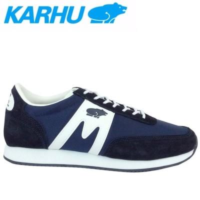 レディーススニーカー KARHU(カルフ) メンズスニーカー 靴 アルバトロス ディープネイビー/ホワイト kh802501