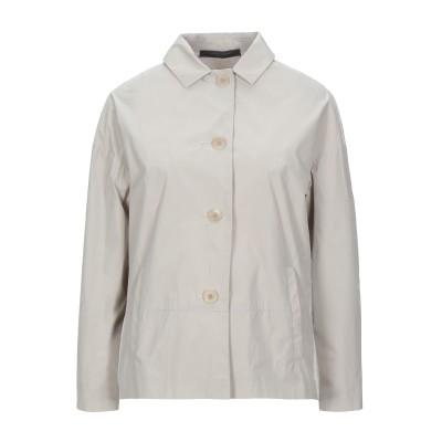メッサジェリエ MESSAGERIE テーラードジャケット ライトグレー 40 ポリエステル 100% テーラードジャケット