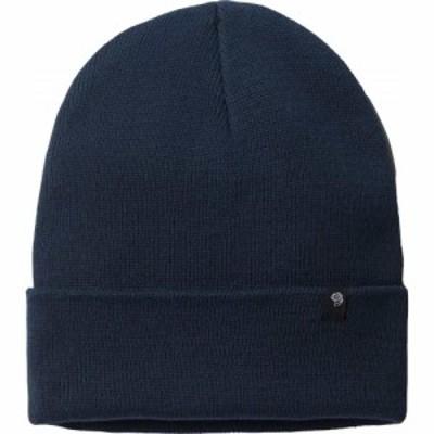 マウンテンハードウェア Mountain Hardwear ユニセックス ニット ビーニー 帽子 Unisex Everyones Favorite Beanie Hardwear Navy