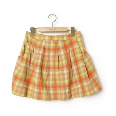 スカート フレアミニスカート