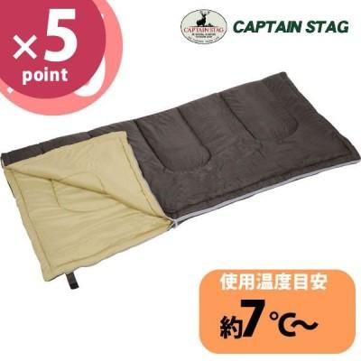 フェレール 封筒型シュラフ1200 M-3475 キャプテンスタッグ CAPTAIN STAG