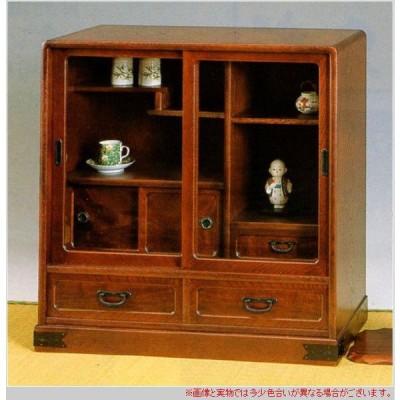 茶箪笥 茶棚 和茶棚 小菊 MK4474
