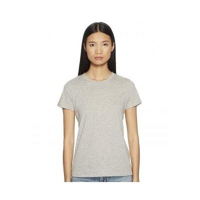 Vince ヴィンス レディース 女性用 ファッション Tシャツ Essential Crew - Heather Grey