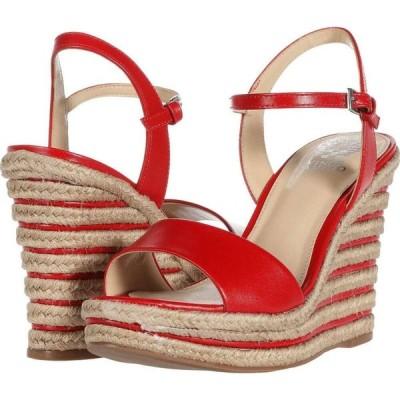 ヴィンス カムート Vince Camuto レディース サンダル・ミュール シューズ・靴 Marybell Pop Red