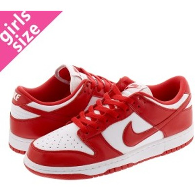 NIKE DUNK LOW SP 【ST JOHN'S】 ナイキ ダンク ロー SP WHITE/UNIVERSITY RED cu1727-100