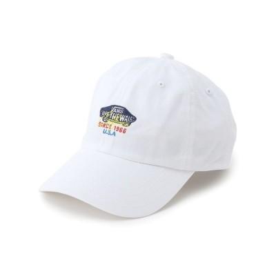 帽子 キャップ VANS OTW USA ローキャップ