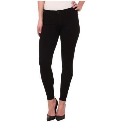 カットフロムザクロス カジュアルパンツ ボトムス レディース Mia Toothpick Skinny Ponte Pant in Black Black