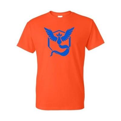メンズ 衣類 トップス Pokemon Team Mystic Blue Mens Womens T-Shirt グラフィックティー