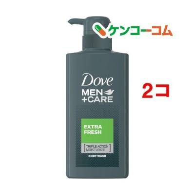 ダヴ メン+ケア ボディウォッシュ エクストラフレッシュ ( 400g*2コセット )/ ダヴ(Dove)