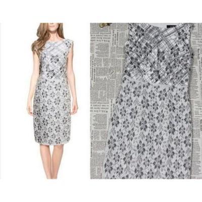 ドレス クラシカル 刺繍 美ライン レトロ 二次会 披露宴 イブニング