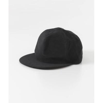 URBAN RESEARCH/アーバンリサーチ saravah BASEBALL CAP BLACK FREE