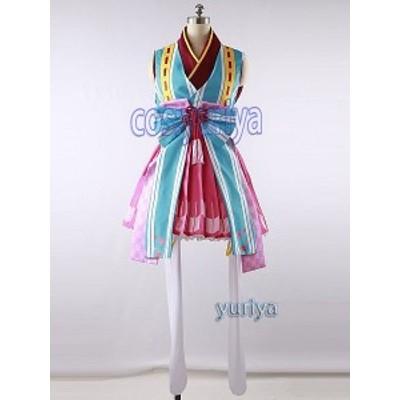 アイドルマスター  SSR 依田芳乃(わだつみの) 導き手 コスプレ衣装