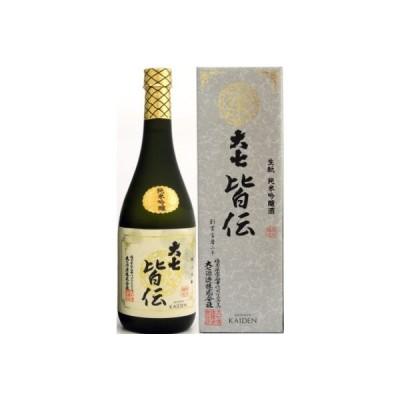 大七 皆伝 生もと造り 純米吟醸 720ml 日本酒 清酒