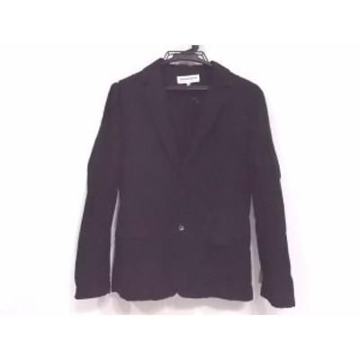 ヴァンキッシュ VANQUISH ジャケット サイズS レディース 黒【還元祭対象】【中古】20190726