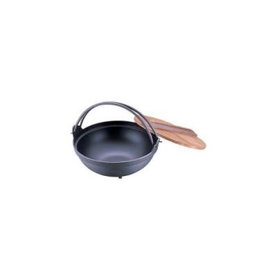 マイン SAやまと鍋(アルミ製) 27cm QYM03027
