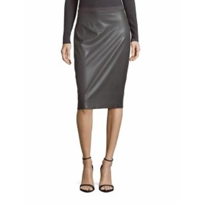 BCBG マックスアズリア レディース スカート Bess Solid Knit Skirt