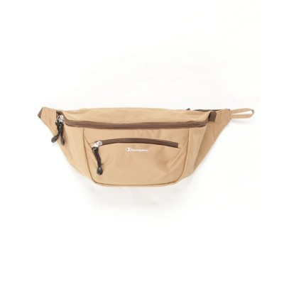 LB/S / 【CHAMPION/チャンピオン】ミニスプリクトロゴウエストバッグ ワンポイント ミニロゴ刺繍 WOMEN バッグ > ボディバッグ/ウエストポーチ
