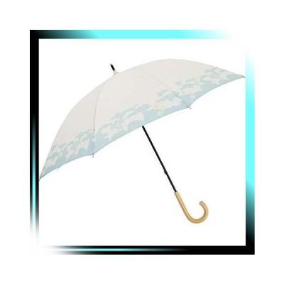 04 くもの世界/長傘 長傘 晴雨兼用日傘 手開き 50cm 8本骨teno?