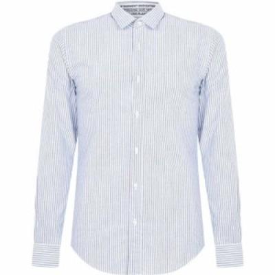ヒューゴ ボス Boss メンズ シャツ トップス Hbb Giamma Strp Shirtsn04 Navy