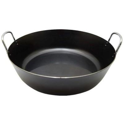 鉄人シリーズ 「揚げ鍋」 36cm