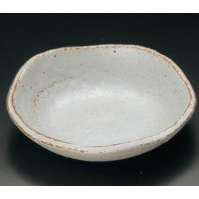 灰釉マット4.0布目乱皿深 陶器 信楽焼 キッチン 和食器 小鉢 取鉢 皿 彩り屋