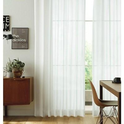 サンゲツ シンプルオーダー遮熱ミラー調レースカーテン OP7861 巾100×丈81〜100cm(2枚入) LP縫製仕様 約1.5倍 2つ山ヒダ 形態安定加工付