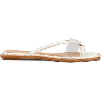 レイエ RAYE レディース サンダル・ミュール シューズ・靴 Chrissie Sandal White