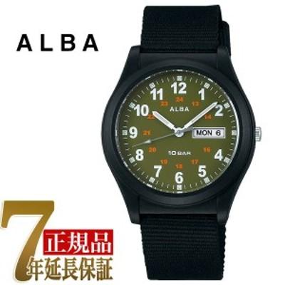 セイコー アルバ クオーツ メンズ 腕時計 AQPJ408