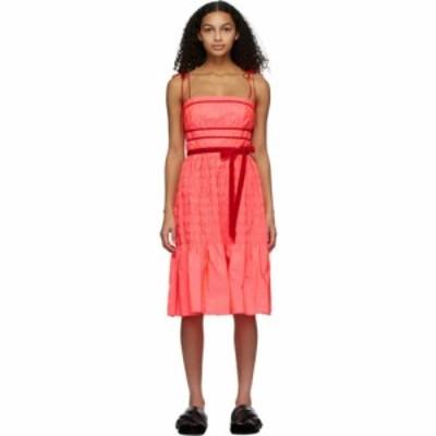 モリー ゴダード Molly Goddard レディース ワンピース ワンピース・ドレス Pink Joyce Dress Pink
