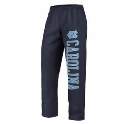 Fanatics Branded ファナティクス ブランド スポーツ用品  Fanatics Branded North Carolina Tar Heels Navy Sideblocker Fleece Pants