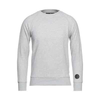 ハイドロゲン HYDROGEN スウェットシャツ ライトグレー S コットン 67% / ポリエステル 33% スウェットシャツ