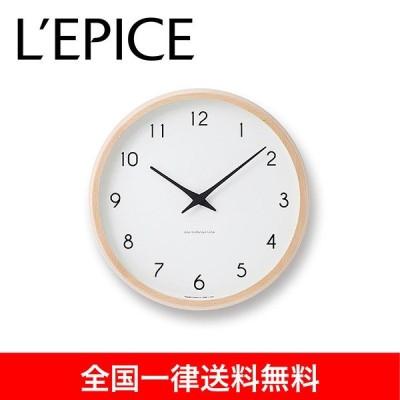 電波時計 カンパーニュ Campagne  ナチュラル  PC10-24WNT 送料無料