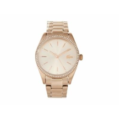 ラコステ 腕時計 アクセサリー レディース 2001084 - Lacoste Parisienne Rose Gold